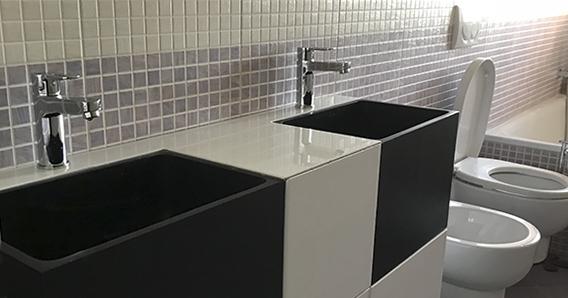Idraulica la sorgente, bagni e sanitari