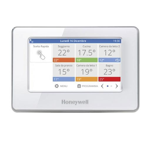 Sistema di controllo del riscaldamento Evohome Honeywell